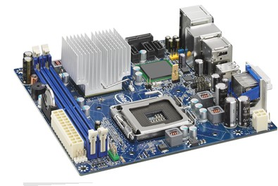 INTEL MB BLKDG45FC/FLY CREEK/mini ITX/LAN,G,A,DDR2-Bulk