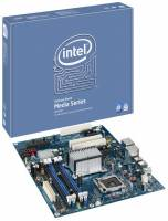 INTEL MB DP35DP/DRAGONTAIL PEAK/ATX/A,R,GigLAN,DDR2 - Bulk