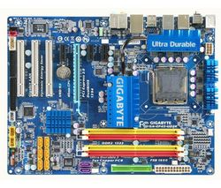 GIGABYTE MB Sc 775 EP45-UD3R, Intel P45, Ultra Durable 3