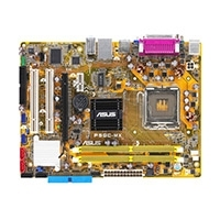 ASUS MB Sc 775 P5GC-MX, Intel 945GC / 1333, VGA, 2xDDR2, 4xSATA